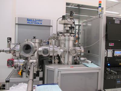 Plasma Enhanced Atomic Layer Deposition Pe Ald System